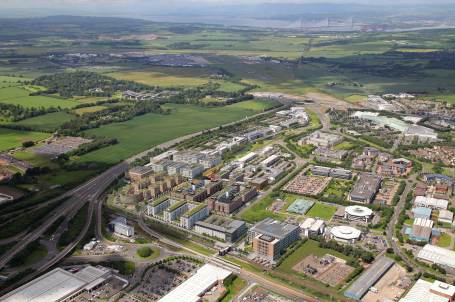 Watch: Tony Hordon talks about the Edinburgh Park development